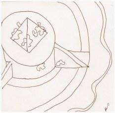 Drehgriffe (c) Zeichnung von Susanne Haun