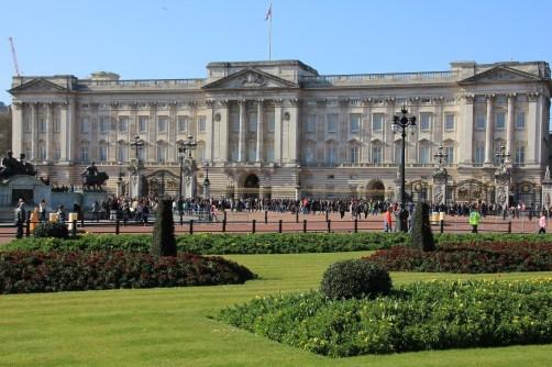Buckingham Palace (c) Foto von Susanne Haun