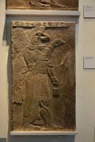 Aus Nimrud, Neo-Assyrisches Empire im British Museum (c) Foto von M.Fanke