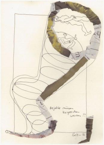 #60.3 Der Nulltunnel (c) Zeichnung von Susanne Haun