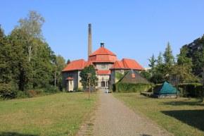 1 Ehemaliges Krematorium Wedding - silent green Kulturquartier (c) Foto von Susanne Haun