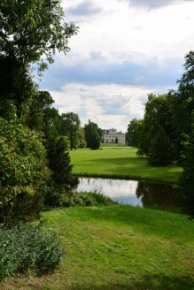 19 Blick zum Schloss Wörlitzer Gartenreich (c) Foto von M.Fanke