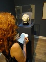 7 Beobachtungen von Susanne Haun im Kolbe Museum (c) Foto von M.Fanke