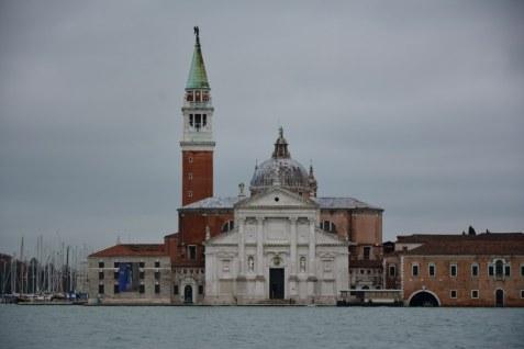 15 Ausblick am Zipfel Venedigs an der Punta della Dogana auf S. Giorgio Maggiore (c) Foto von M.Fanke