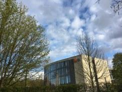 Hasso-Plattner-Institut in Potsdam (c) Foto von Susanne Haun