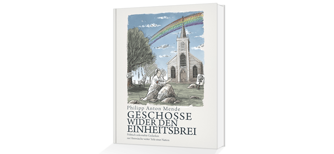 """""""Geschosse wider den Einheitsbrei"""" ab sofort als EBook und als Hörbuch erhältlich"""