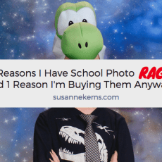 5 Reasons I'm Having School Photo Rage