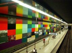 Georg-Brauchle Ring Station Munich