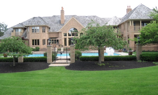Homes of the memorial tournament along the muirfield for Meyer house