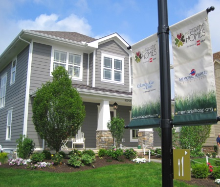 The 2013 BIA Parade of Homes in Jerome Village