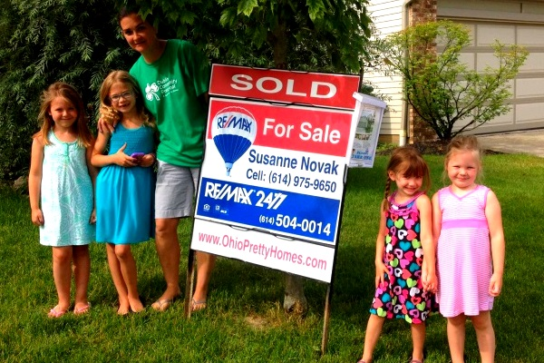 Testimonial for Susanne Novak, Realtor SOLD 2399 Brigham Ct Dublin Ohio