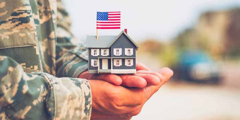 Helping Veterans find housing with great VA loans.