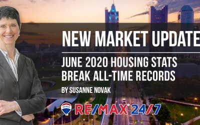 Market Update: June 2020 Housing Stats Break All-Time Records