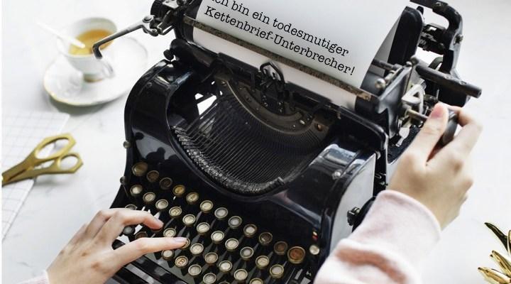 Kettenbrief & Co. – oder wenn nach 10 Tagen die Welt untergeht …
