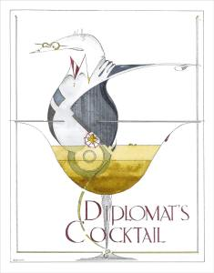Diplomats Cocktail