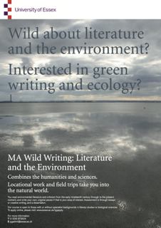 Essex University MA Wild Writing