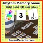 Rhythm Memory Game