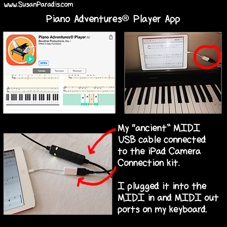 Piano Adventures® Player is copyrighted by Dovetree Productions, Inc.