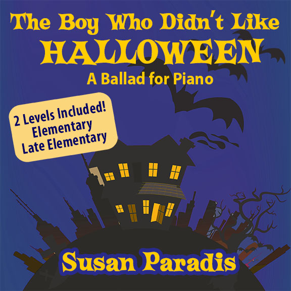 The Boy Who Didn't Like Halloween
