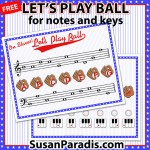 Lets Play Ball Worksheet