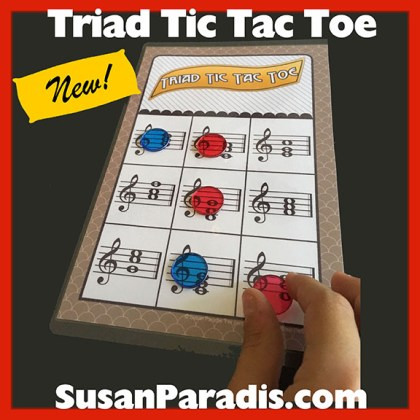 Triad Tic Tac Toe