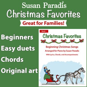 Beginning Piano Christmas Music