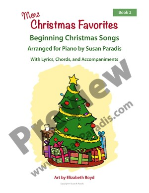 More Christmas Favorites Cover