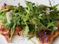 The amazing pizza!