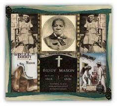 15 aug 1818   Biddy Mason