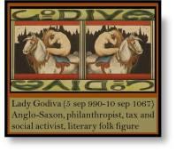 05 sep 990 | Lady Godiva