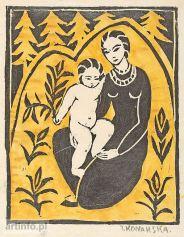 Konarska   Mother and Child
