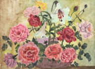 Hendel   Roses and Lilies