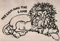 Swantees   The Lion and The Lamb