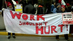 Susan Rosenthal - Hotel Workers: Work Shouldn't Hurt