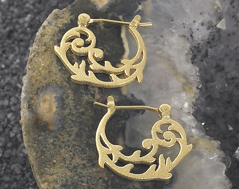Jody Coyote earrings: Win Yours!