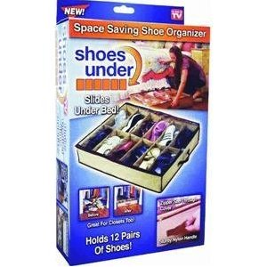 Shoes Under Storage System Giveaway