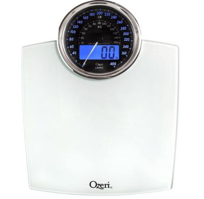 Ozeri Digital Bathroom Scale