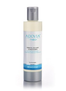 Adovia Dead Sea Salt Mineral Balsam Conditioner