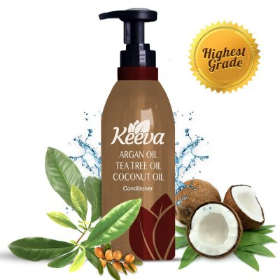 Keeva 3-in-1 Conditioner: Naturally Beautiful