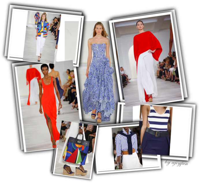 Ralph Lauren RTW Spring and Summer faves