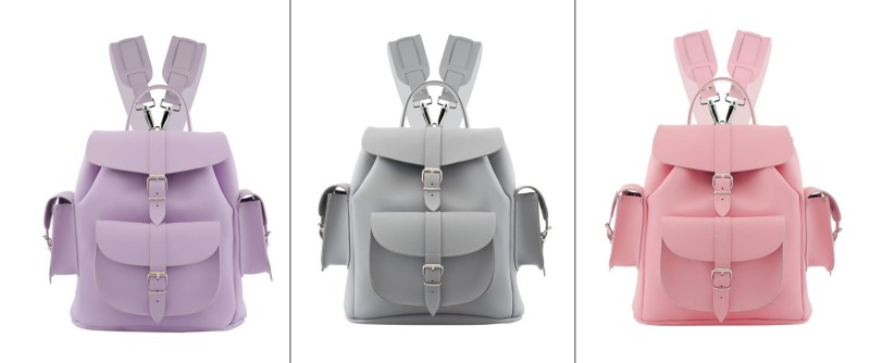 Grafea Leather Backpacks: Get Campus Chic