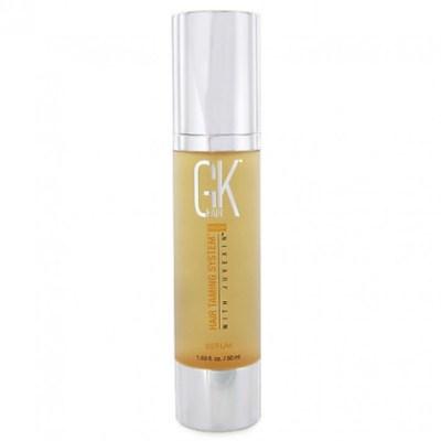 Keratin Serum Adds Gloss to Winter-Dry Hair