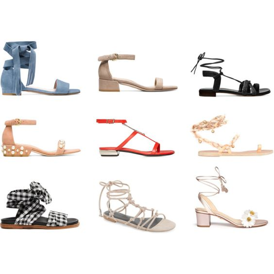 Top Sandals of Summer: 9 Inspiration Pairs!