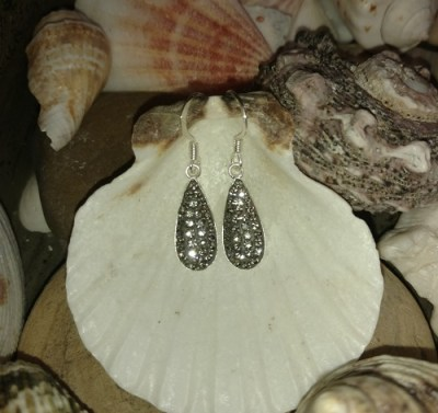 Sterling Earrings Giveaway! Win THREE Pairs!