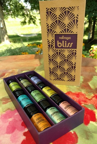 Natrogix Pure Bliss Essential Oils Set is pure bliss