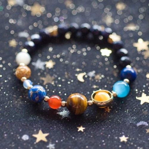 Solar System Bracelet Giveaway