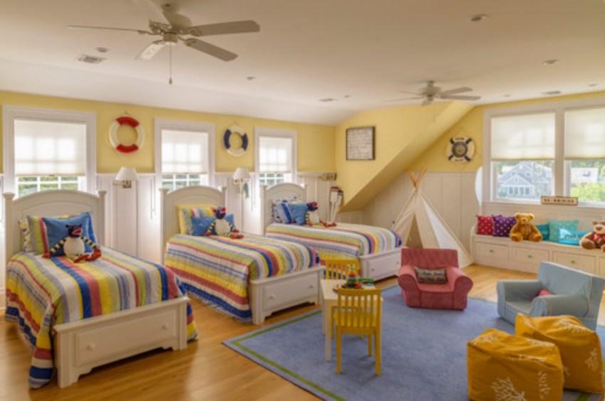 Budget Kids Bedroom Makeover and $60+ Kids Activities Giveaway