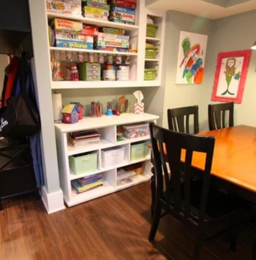 Creating a Kids Space for Online School