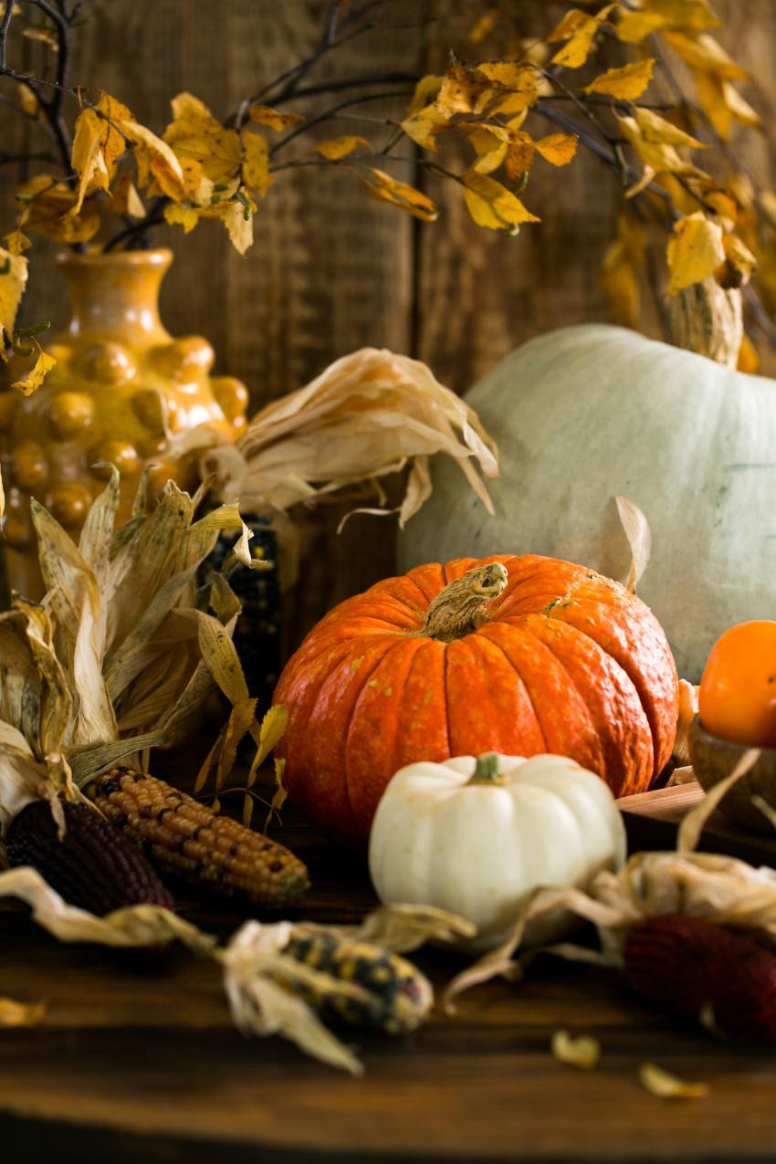 Fall Decor Ideas That Will Take You From September... To Thanksgiving