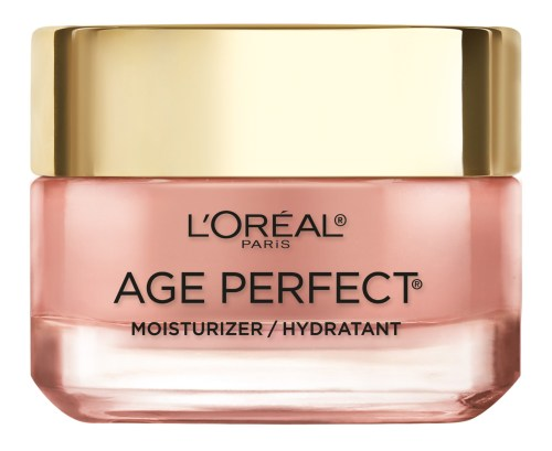 L'Oreal Paris Age Perfect Rosy Tone Moisturizer is as close to an instant fix as any product I've ever tried. Upon application, skin immediately feels softer and more supple.